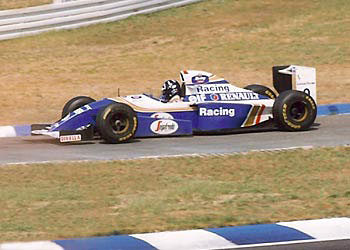 Der Williams-Renault