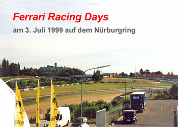 Die Ferrari Racing Days